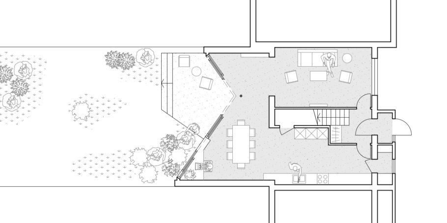 Plan of 110DH