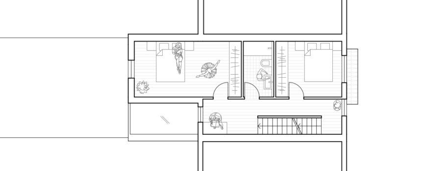 First floor plan WBH