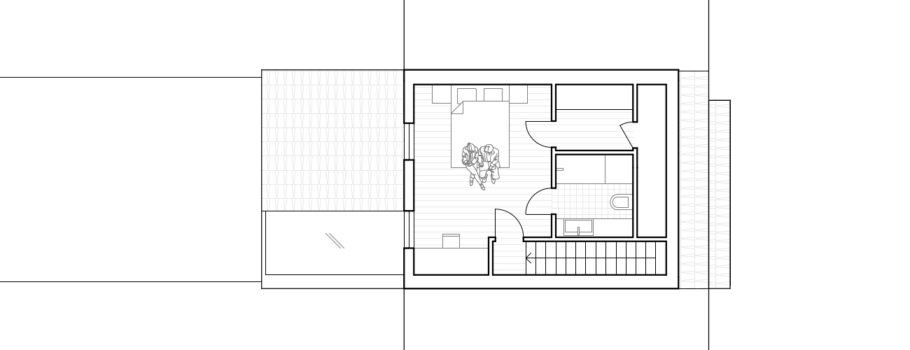 Loft plan WBH